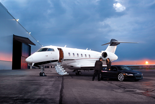 jet charter picture
